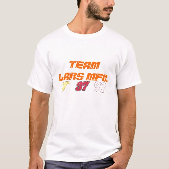 TEAM LARS MFG. T-Shirt