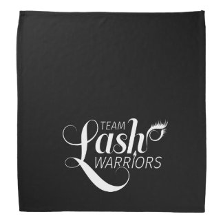 Team Lash Warriors Bandana