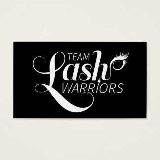 Team Lash Warriors Cards