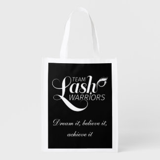 Team Lash Warriors Gift Bag