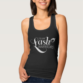 Team Lash Warriors Vest Tank Top