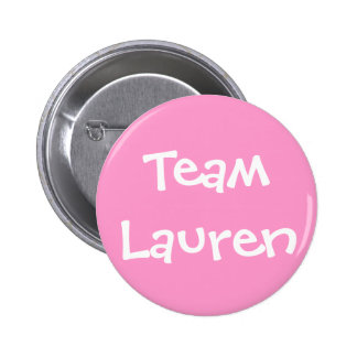 Team Lauren Buttons