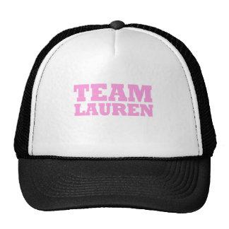 Team Lauren Mesh Hat