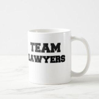 Team Lawyers Mug