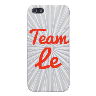 Team Le Cases For iPhone 5