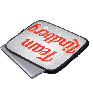 Team Lindberg Laptop Computer Sleeves