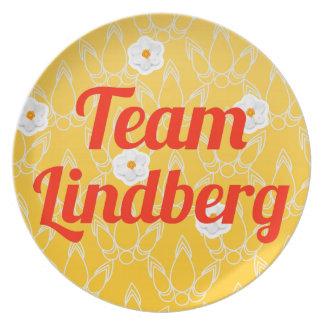 Team Lindberg Plates