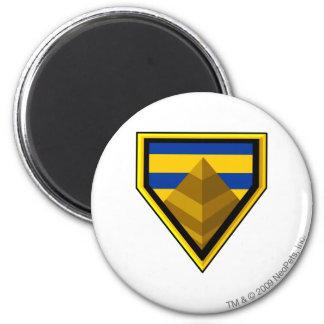 Team Lost Desert Logo Fridge Magnet