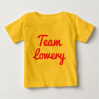 Team Lowery Tee Shirts