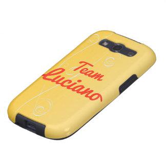 Team Luciano Samsung Galaxy SIII Covers