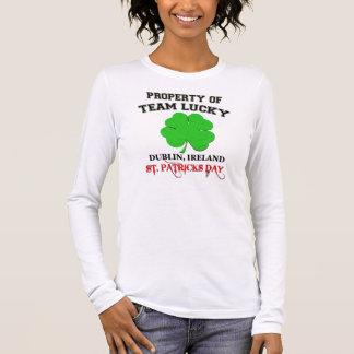 Team Lucky Long Sleeve T-Shirt