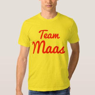 Team Maas Tee Shirts