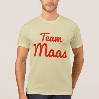 Team Maas T-shirts