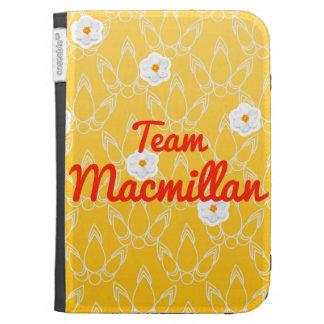 Team Macmillan Kindle 3G Cover