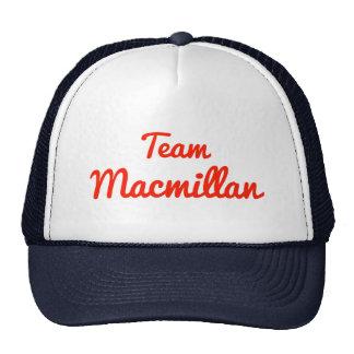 Team Macmillan Trucker Hats