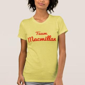 Team Macmillan Tee Shirt
