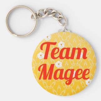 Team Magee Keychain
