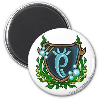 Team Maraqua Logo 6 Cm Round Magnet