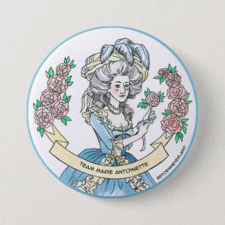 Team Marie Antoinette 7.5 Cm Round Badge