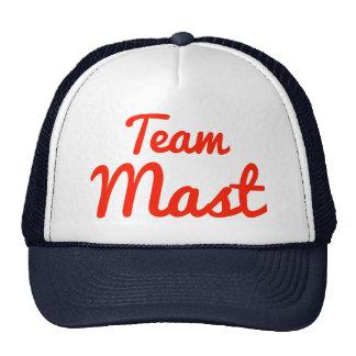 Team Mast Trucker Hat