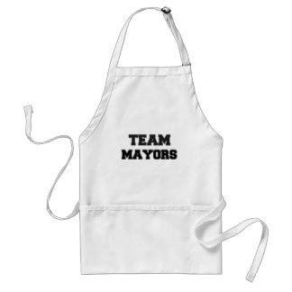 Team Mayors Apron