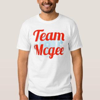 Team Mcgee Shirts