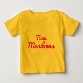 Team Meadows Baby T-Shirt