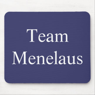 Team Menelaus Mouse Mat