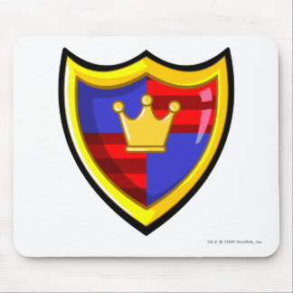 Team Meridell Logo Mouse Pads