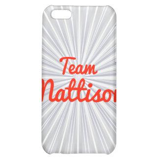 Team Mison iPhone 5C Cases