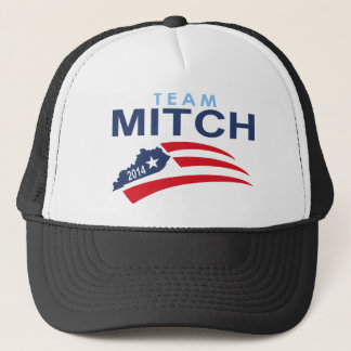 Team Mitch Trucker Hat