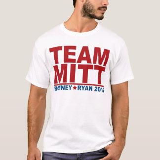 Team Mitt Romney Ryan 2012 T-Shirt