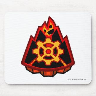 Team Moltara Logo Mouse Pad