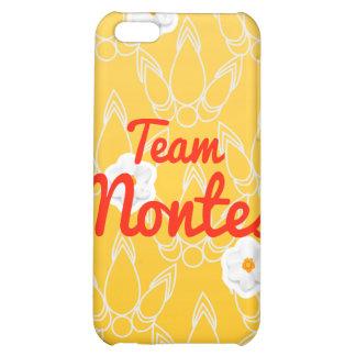 Team Montes iPhone 5C Cover