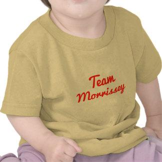 Team Morrissey Tshirts