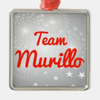 Team Murillo Christmas Ornament
