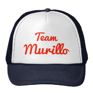 Team Murillo Hats