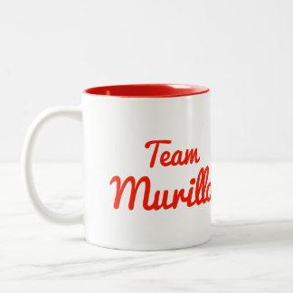 Team Murillo Coffee Mug