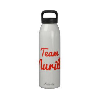 Team Murillo Water Bottles