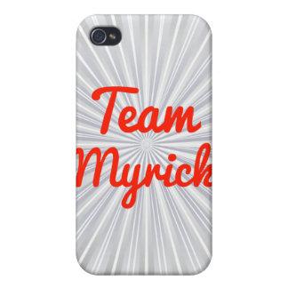Team Myrick iPhone 4/4S Case