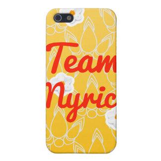 Team Myrick Case For iPhone 5