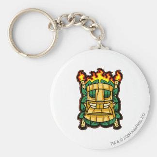 Team Mystery Island Logo Key Ring