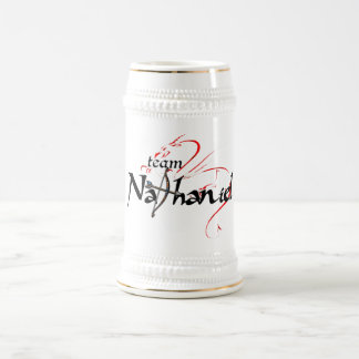 Team NATHANIEL! stien Coffee Mugs