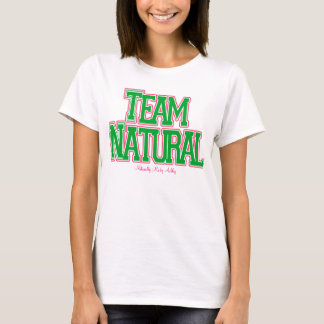 Team Natural Baby Tee
