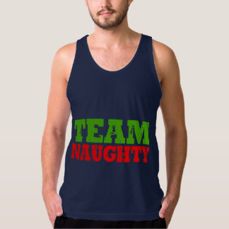 TEAM NAUGHTY -.png Tank Top