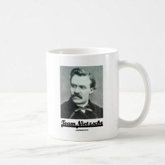 Team Nietzsche Coffee Mug