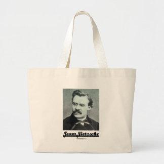 Team Nietzsche Jumbo Tote Bag