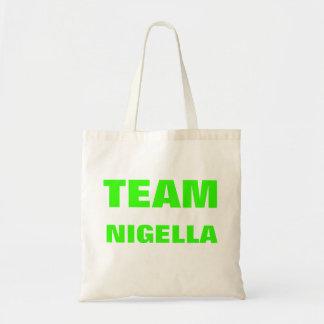 Team Nigella Tote Bag