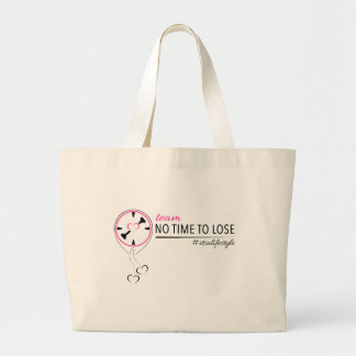 Team No Time To Lose Jumbo Tote