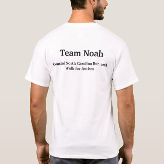 Team Noah Autism Awareness T-Shirt
